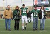 (10) Ryan Downard, a defensive back from Lima, Ohio, on Senior Day, Friday, November 26, 2010 - <br /> Thanks Ryan!
