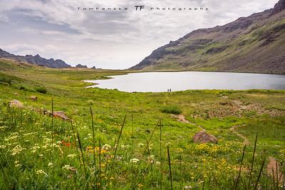 High Elevation Lake
