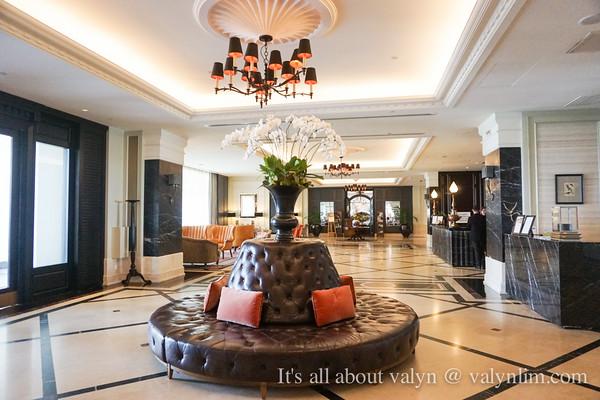 【槟城酒店推荐】世界文化遗产东方大酒店(Eastern and Oriental Hotel)