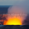 Mount Kilauea Crater, Volcano National Park; BIg Island, Hawaii (01-09-12)