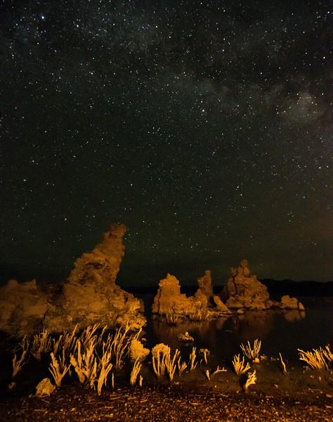 Mono Lake Tufu