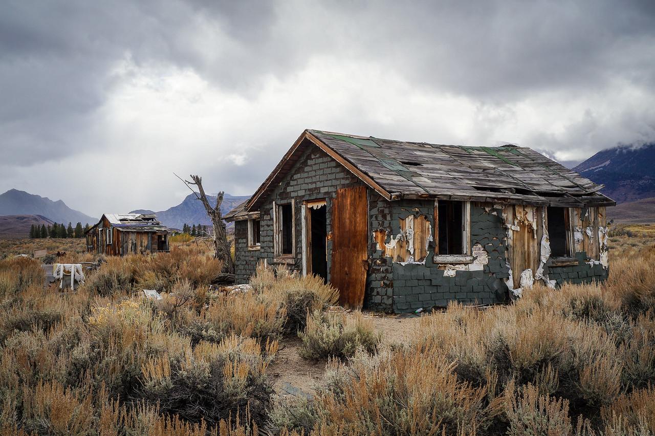 """""""Ansel's"""" Cabin"""