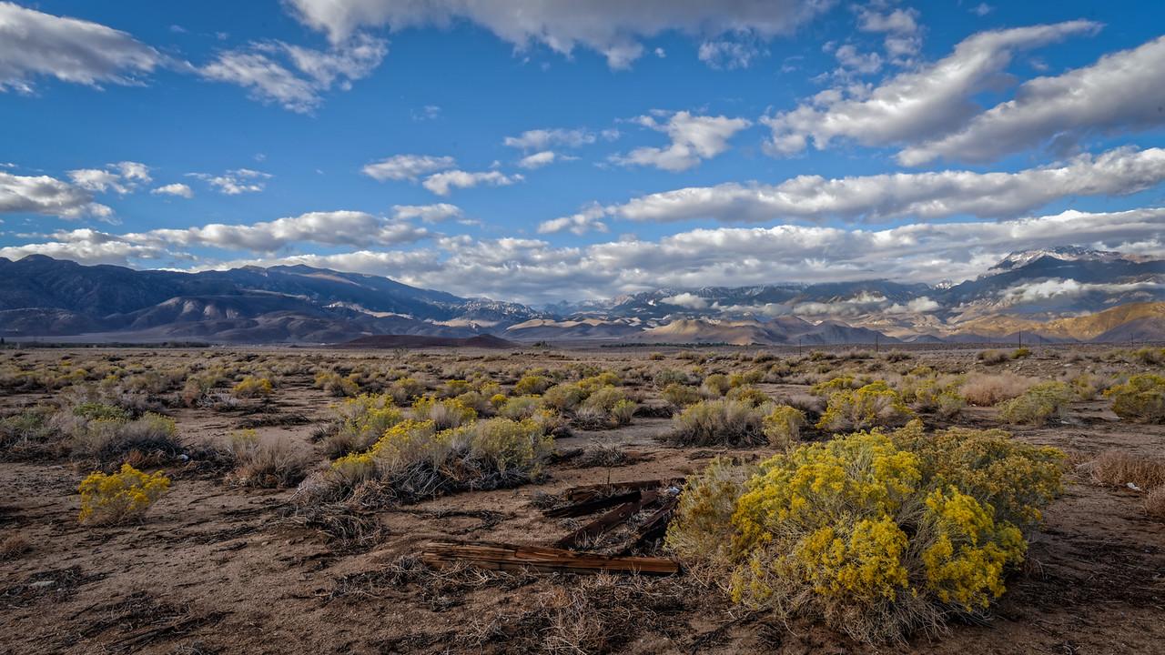 Owens Valley, CA