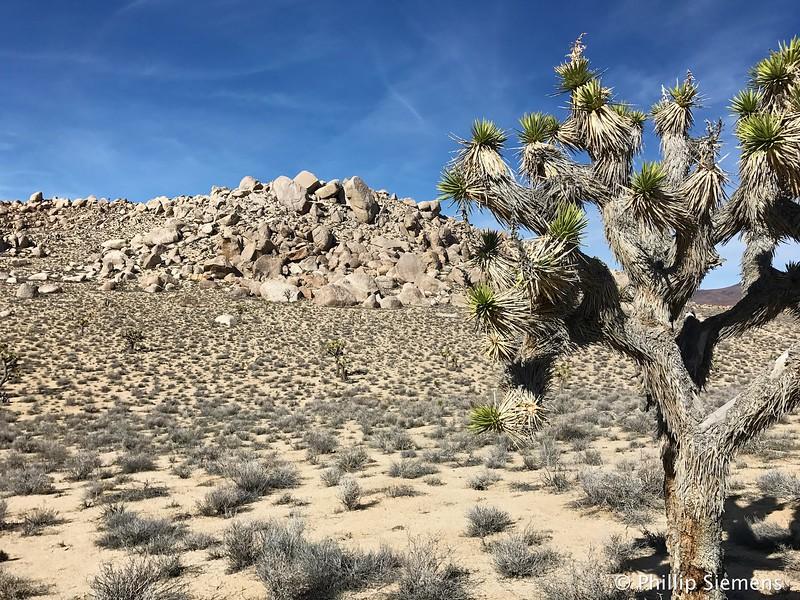 Pile of HUGE rocks