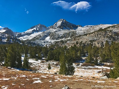 Little Lakes Basin
