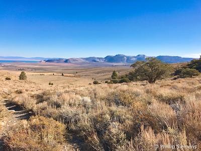 Mono Lake and the Mono Craters