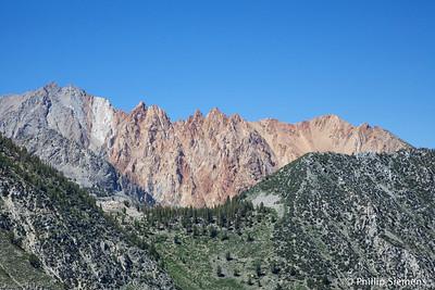 Paiute Crags