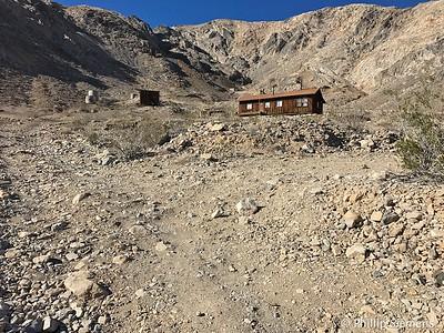 Minietta Mine cabin
