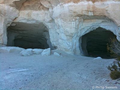 Old Talc mine