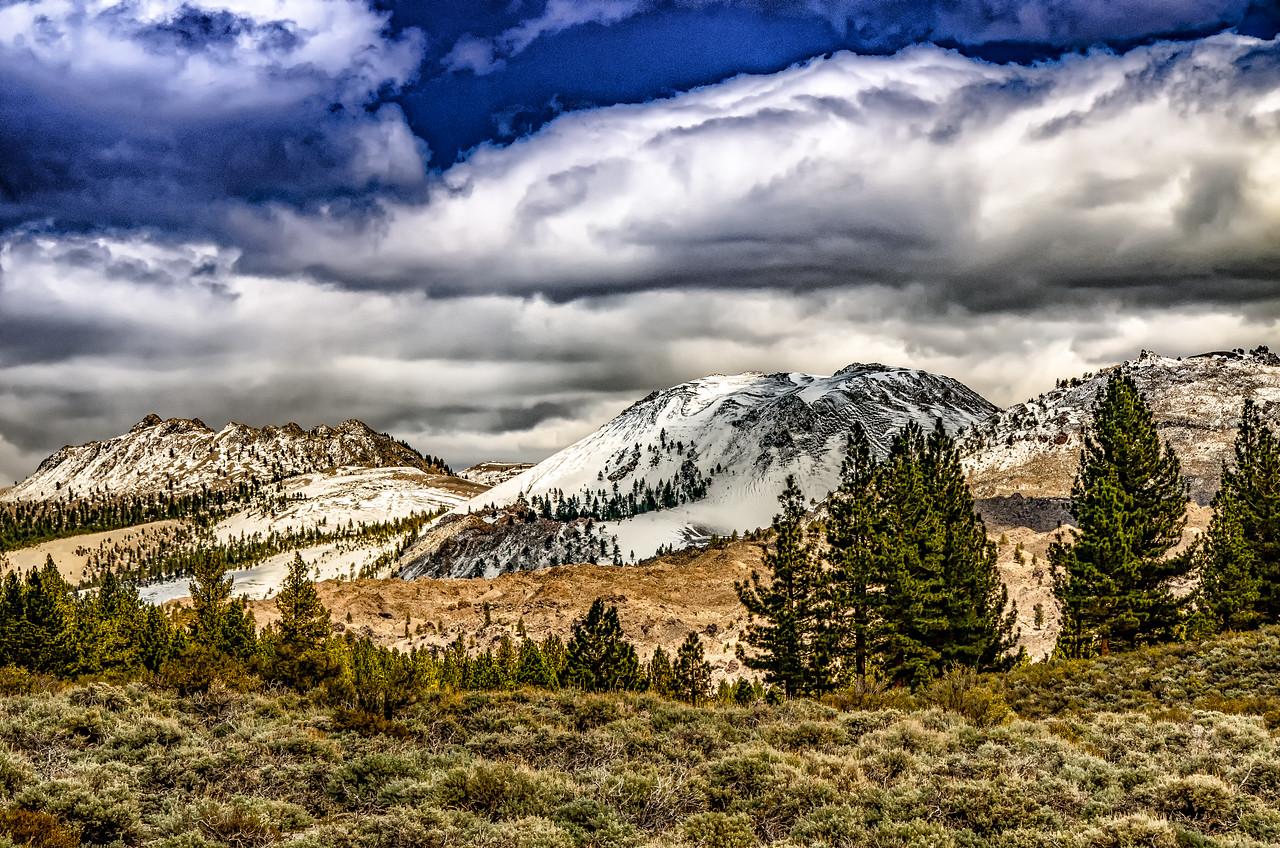 Mammoth Mountain in Winter