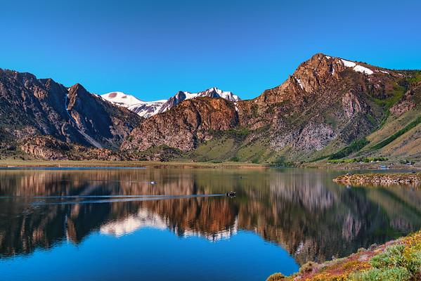 The Great Basin: Eastern Sierra Nevada
