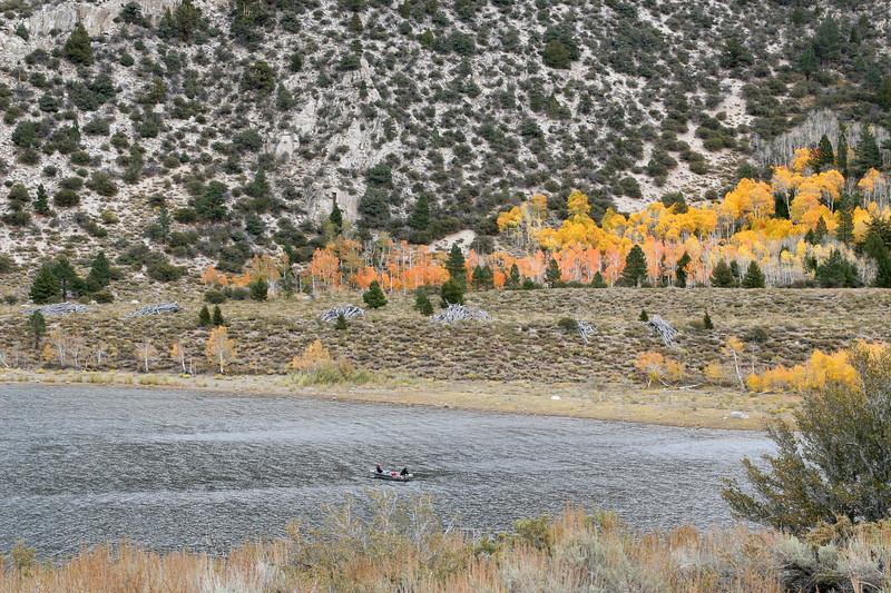 Grant Lake, Eastern Sierra Nevada Mountains, California