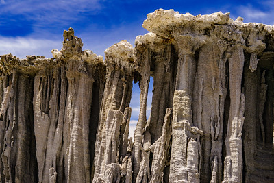 Navy Beach tufa