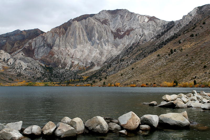 Convict Lake, Eastern Sierra Nevada Mountains, California