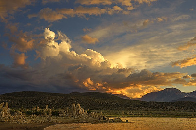 Mono Lake Sunset 2154