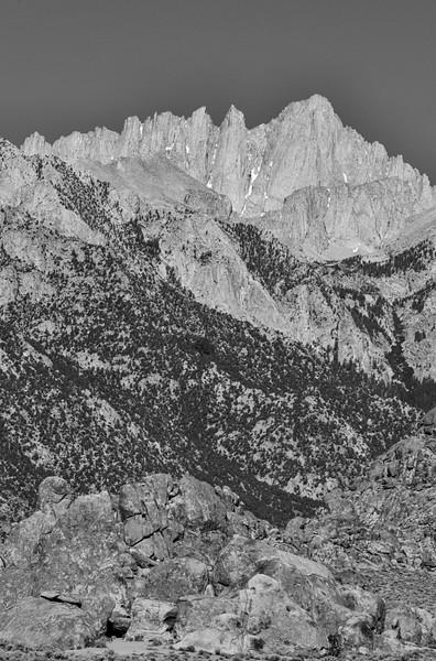Mt Whitney (14,505 ft)