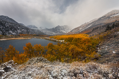 North Lake Fall colors, Eastern Sierra CA