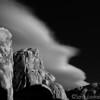Alabama Hills Cloud Contrast