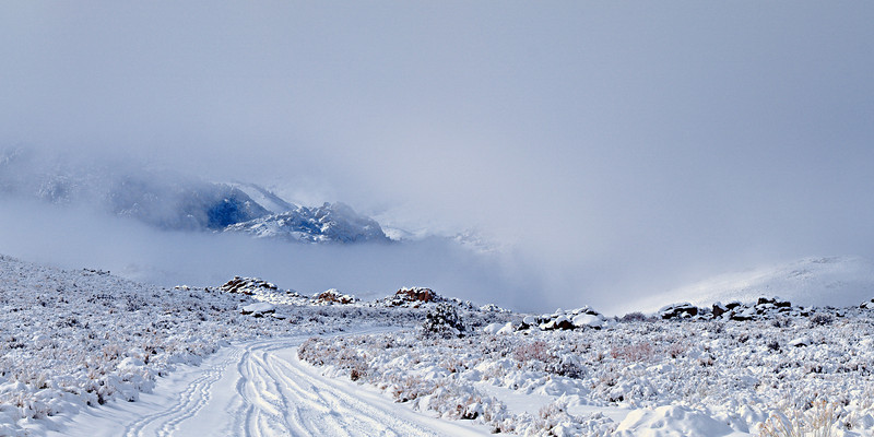 Road to Hidden Peaks