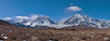 """Mount Basin and Mount Tom above the Buttermilks  <a href=""""http://www.dbdimages.com/photos/896648934_FTf5Q-O.jpg""""TARGET=""""blank"""">View large in another window.</a> Use your viewer's zoom function if necessary."""