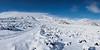 Mount Humphreys, Basin Mountain, Mount Tom and Wheeler Crest