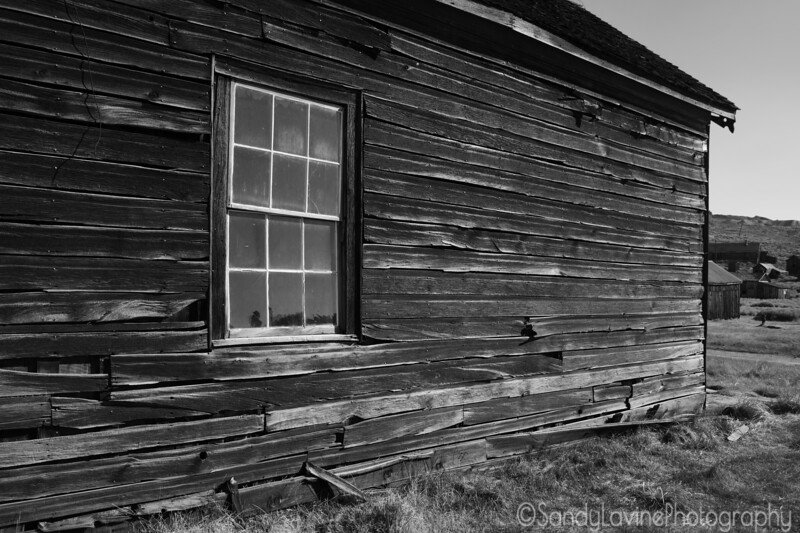 Bodie Building Wall
