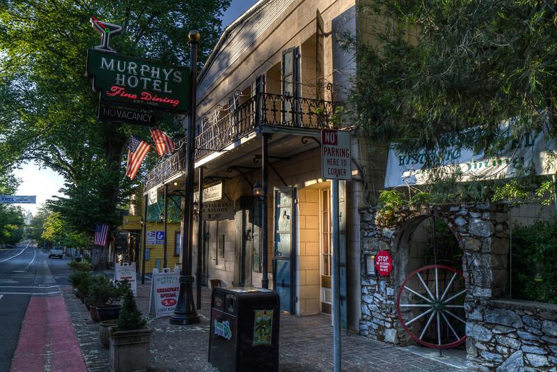 Murphys, California