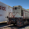Western Pacific Railroad Museum, Portola, California