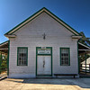 Old Shenandoah School House, Plymouth, California