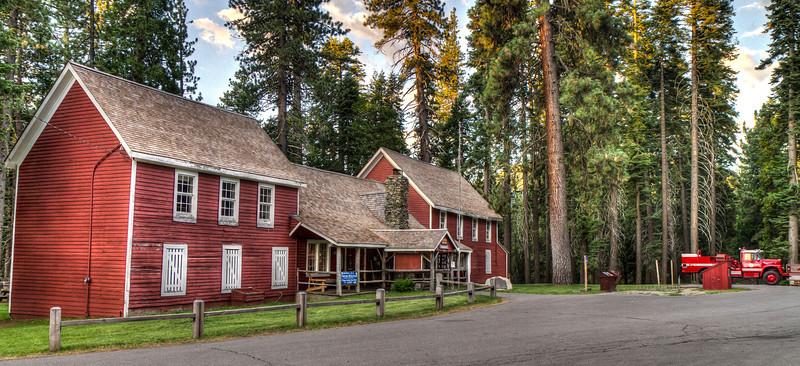 The Mohawk Mill, Plumas - Eureka State Park