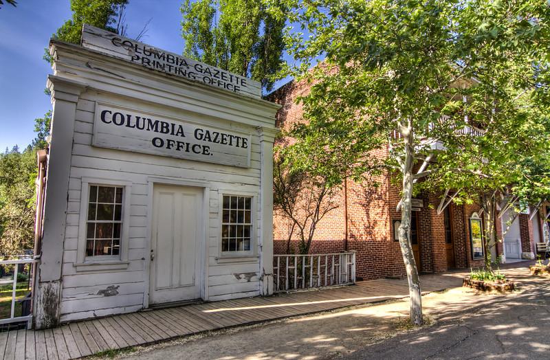 Columbia, California