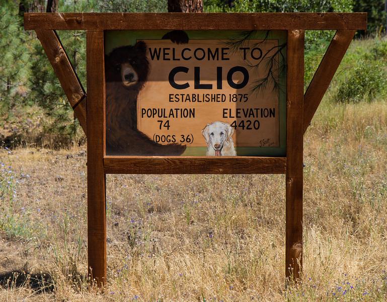 Clio, California