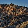 Sunset at Zabriskie Point One