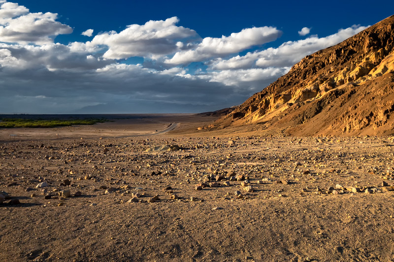 Badwater Road View