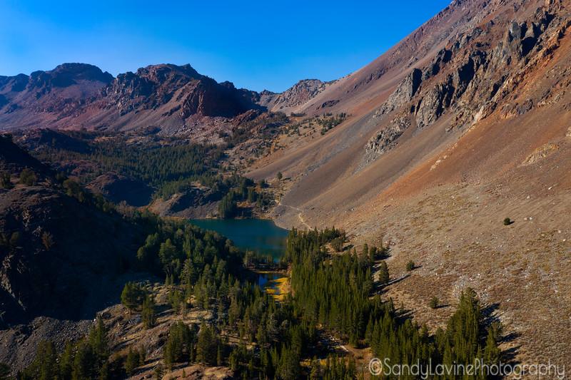 Viginia Lakes View