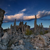 Sunrise Mono Lake Tufa