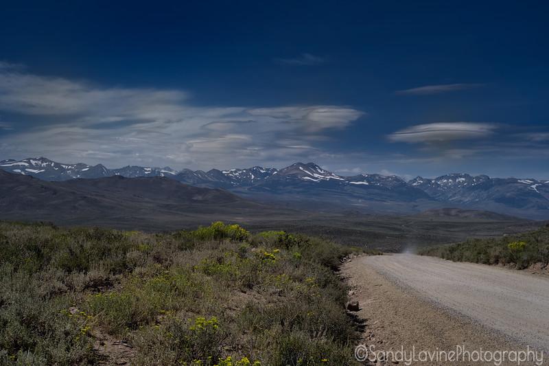 Sierra View From HWY 270