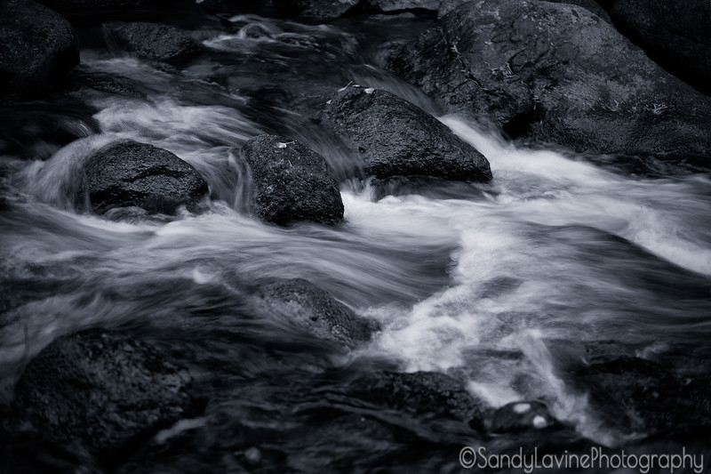 Bishop Creek Flowing