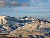 North Palisade Winter Sunrise<br /> Mount Kid to Mount Agassiz
