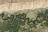 Lower Owens-Bishop Special Regs Waters<br /> 12-Meadow-Small_rocks<br /> Parks only 2 cars<br /> 37.41237 -118.45675<br /> Aerial View