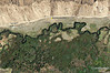 Lower Owens-Bishop Special Regs Waters<br /> 07-Rocks_Dead_tree<br /> 37.41104 -118.47288<br /> Aerial View