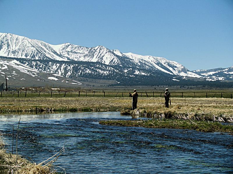 Hot Creek Interpretive Area<br /> May 5, 2006