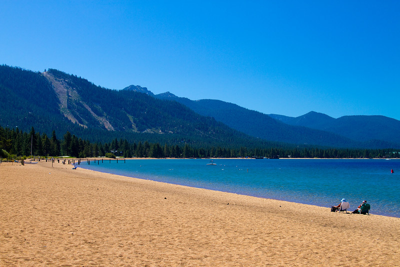 Nevada Beach, Lake Tahoe