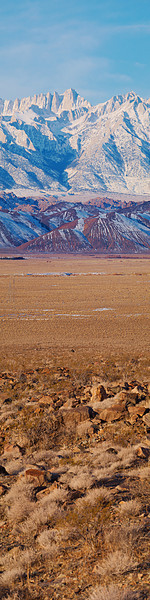 """Mount Whitney and the Owens Valley  <a href=""""http://www.dbdimages.com/photos/896171482_cjMCM-O-1.jpg""""TARGET=""""blank"""">View large in another window.</a> Use your viewer's zoom function if necessary."""
