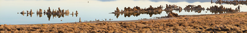 """South Mono Lake Tufa.  <a href=""""http://www.dbdimages.com/photos/809927303_9o8pX-O.jpg""""TARGET=""""blank"""">View large in another window.</a> Use your viewer's zoom function if necessary and be sure to use the sliders."""