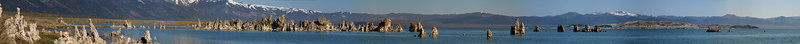 "Mono Lake and Tufa Pinacles from the South Shore  <a href=""http://www.dbdimages.com/photos/75499886_eG6HH-O.jpg""TARGET=""blank"">View large in another window.</a> Use your viewer's zoom function if necessary and be sure to use the sliders."