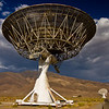 National Radio Astronomy Observatory NRAO Owens Valley VLBA Station, Big Pine