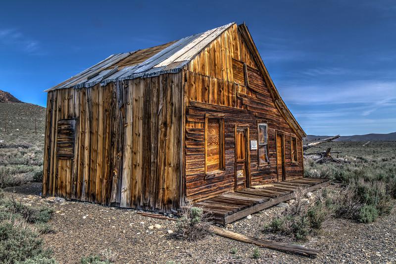 056 1885 Eastern Sierra ranch building