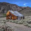 058 1885 Eastern Sierra ranch building