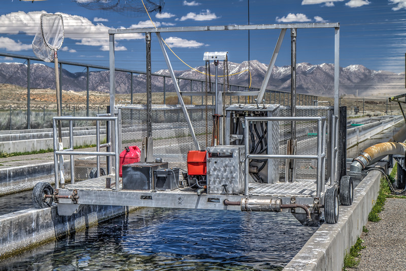 068 Hot Creek Trout Hatchery, Mono County, California